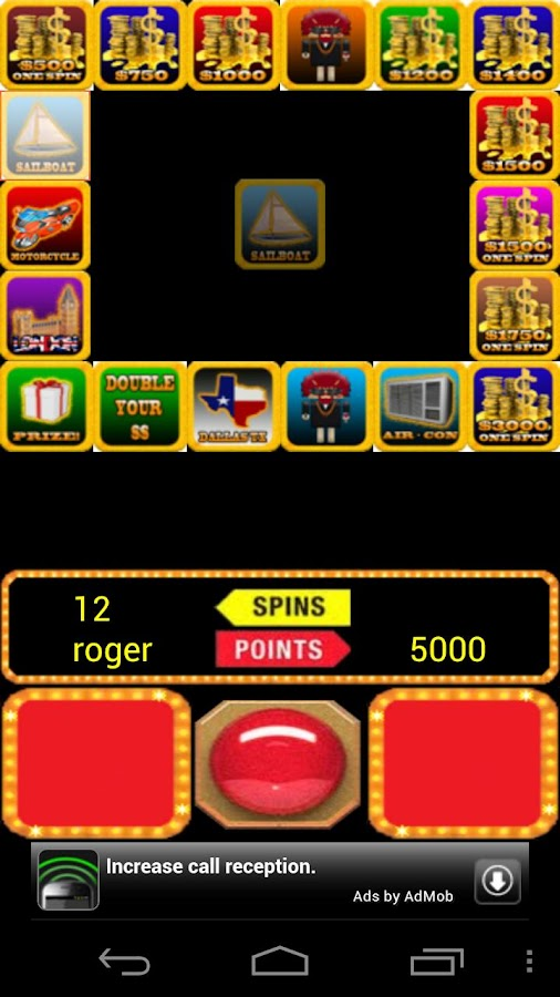 PRESS YOUR LUCK Spin- screenshot
