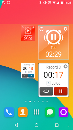 Multi Timer StopWatch 2.3.1 screenshot 257016