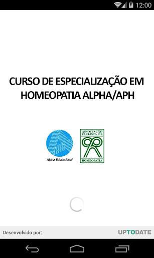 Curso Homeopatia ALPHA APH