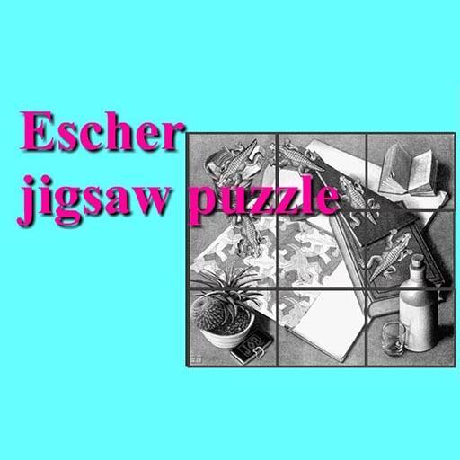 Escher Jigsaw Puzzle 3 LOGO-APP點子