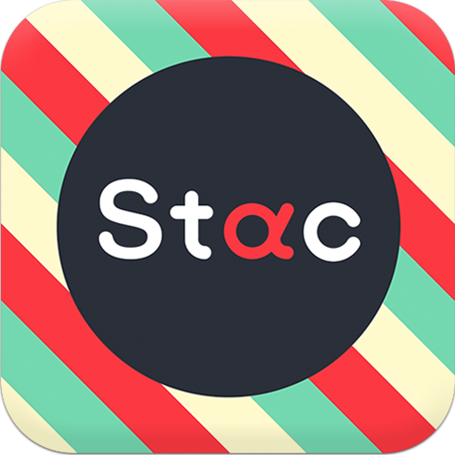 Stac - 簡単&お得なスタンプラリー! 生活 App LOGO-硬是要APP