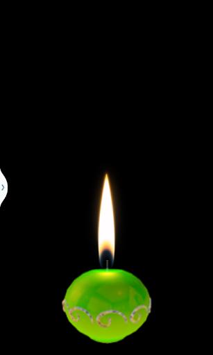 Candle Free Christmas