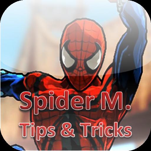 Spider M Unlimit Tips & Tricks LOGO-APP點子