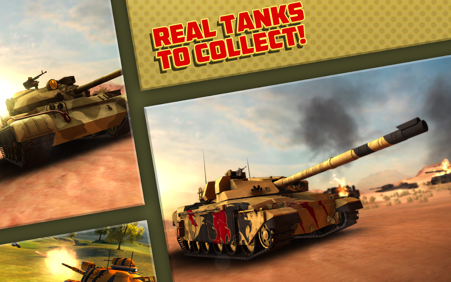 Boom! Tanks- screenshot