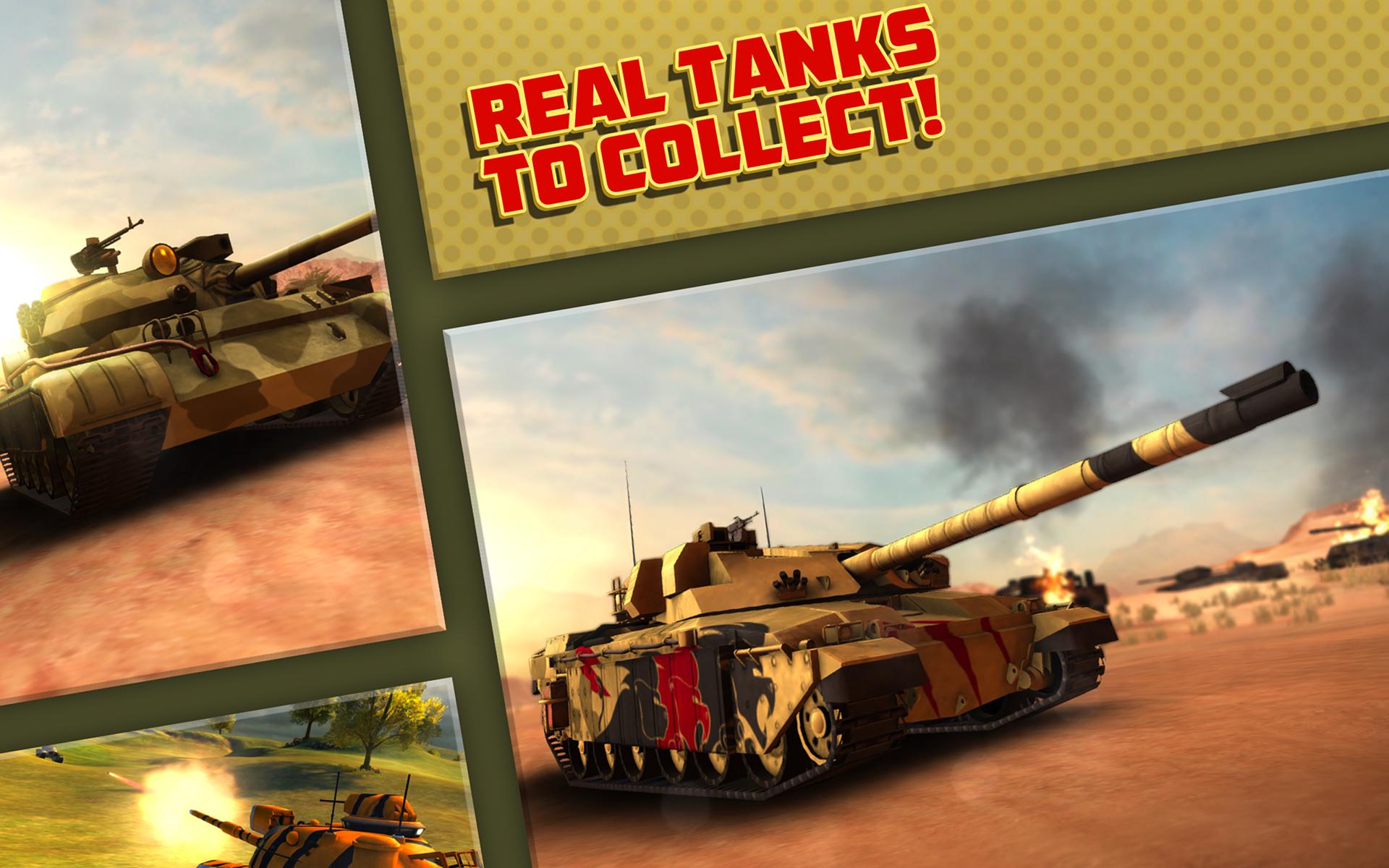Boom! Tanks screenshot #15