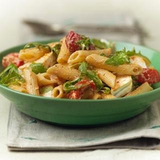 Goats' Cheese, Sun Blush Tomato And Rocket Pasta Salad