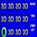Hafıza Oyunu(3D) logo