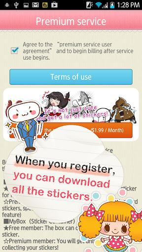 スタンプショップ ☆LINEやfacebookでスタンプ★ 玩社交App免費 玩APPs
