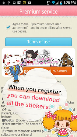 Sticker Shop for LINE Facebook 1.1.0 screenshot 1331491