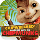 Chipwrecked: Chipmunk Coloring icon
