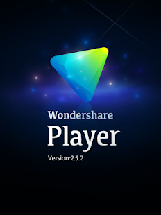 Wondershare Player MIPS Codec - screenshot thumbnail