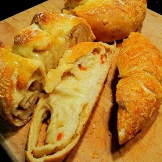 Jalepeno-Cheddar Bread.