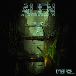 Alien X GO Launcher EX.apk 1.0