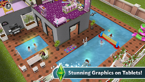 The Sims™ FreePlay Screenshot 1
