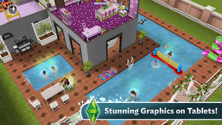 The Sims™ FreePlay v5.15.2