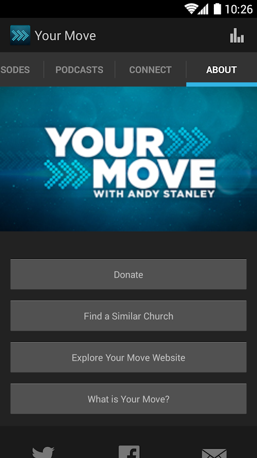 Your Move With Andy Stanley - screenshot