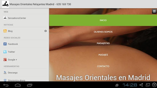 【免費生活App】Masajes Relajantes-APP點子