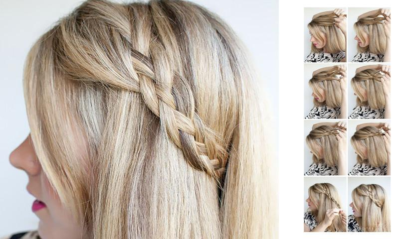 hairstyles braids step by hairstyles
