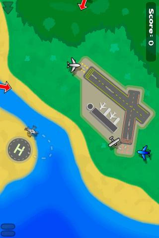 Air Traffic Control Lite- screenshot
