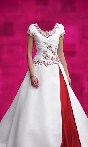 Women Wedding Photo Suit