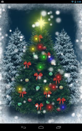 Christmas Crystal Ball LWP