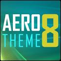 AERO 8 GO Launcher Theme icon