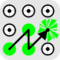 Lines & Dots - Lockscreen Game icon