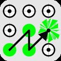 Lines & Dots - Lockscreen Game icon