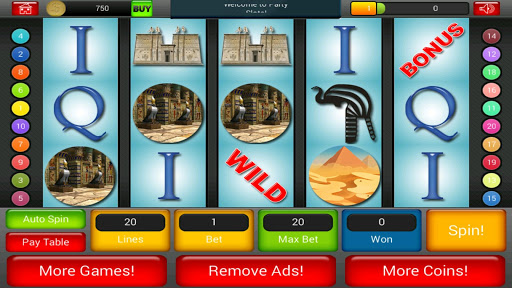 玩博奕App|埃及法老Slots Machines免費|APP試玩