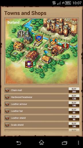 【免費娛樂App】DQ4 Companion Guide-APP點子