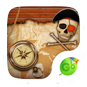 Pirate GO Keyboard Theme