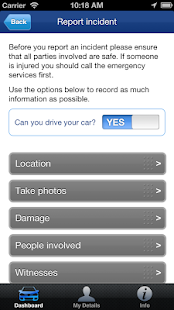 Volkswagen Insurance- screenshot thumbnail