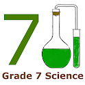 Grade 7 Science by 24by7exams icon