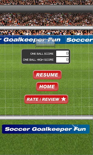 Soccer Goalkeeper Fun 2.1.75 screenshots 4