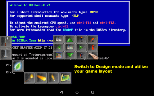 Magic Dosbox Free- screenshot thumbnail
