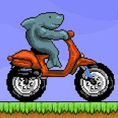 Race game - Shark Speed racing