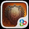 Fire Trials GO Launcher Theme icon