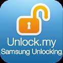 Samsung Unlock Codes SII/S3/S4 icon
