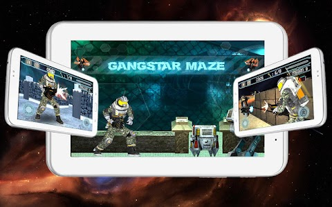 Gangstar Maze III HD v2.2