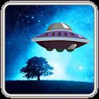 UFO fled icon
