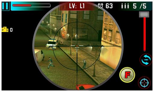 【免費動作App】IS Sniper Hunter 3D-APP點子