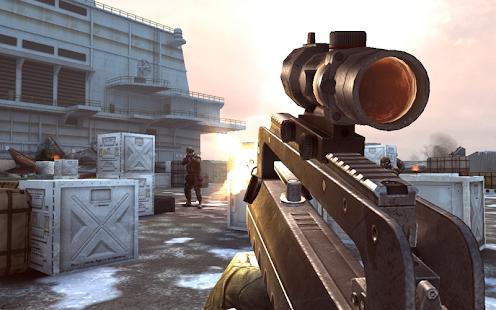 Modern Combat 3: Fallen Nation Screenshot