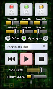 My BeatBox - screenshot thumbnail