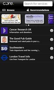 Core- screenshot thumbnail