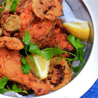 Double-Fried Chicken With Lemons and Jalapenos