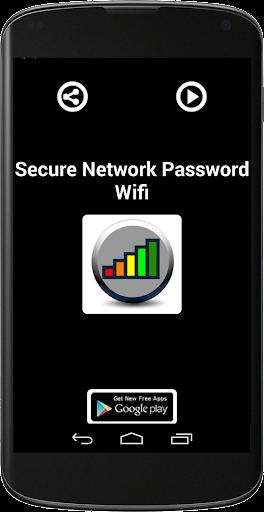 無料工具Appの安全なネットワーク設定パスワードWIFI|記事Game