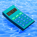 The Pool Calculator icon