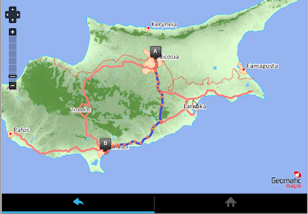 Cyprus tourist guide android apps on google play cyprus tourist guide screenshot thumbnail gumiabroncs Choice Image