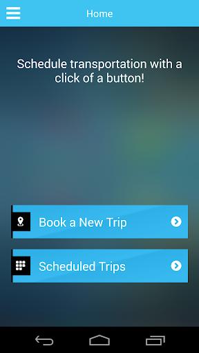 Traumasoft Trip Scheduler