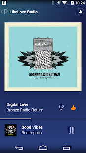 Pandora® Radio- screenshot thumbnail
